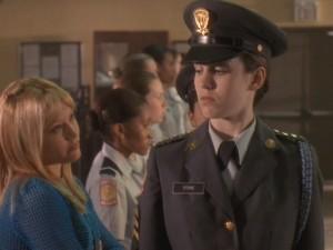Christy Carlson Romano cadet kelly