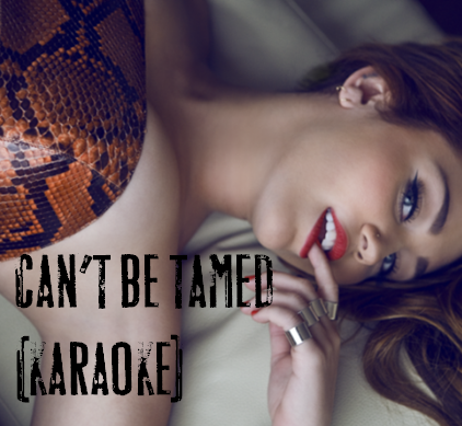 Can't Be Tamed Karaoke Album to be released this summer!!!