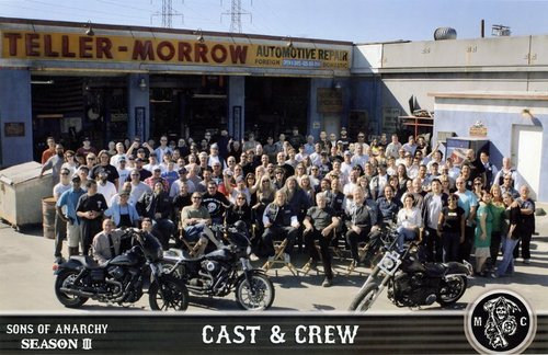 Cast & Crew - sons-of-anarchy Photo