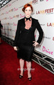 """Christina Hendricks arrives at the """"Drive"""" Gala Premiere in L.A, June 17"""