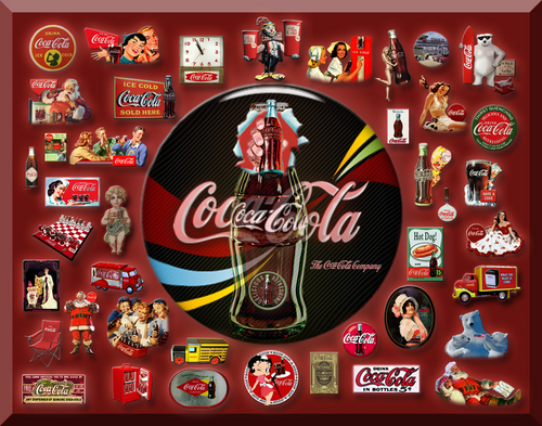 Coca Cola Advertising - coke Photo