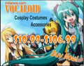 Cosplay Add - vocaloids screencap