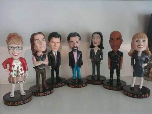 Criminal Minds Bobble Heads
