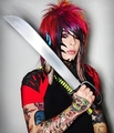 Dahvie :All The Rage: