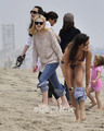 Dakota Fanning enjoys a Day on the Beach in Santa Monica, Jun 13  - dakota-fanning photo
