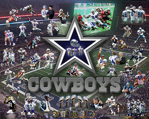 Dallas Cowboys wallpaper titled Dallas Cowboys