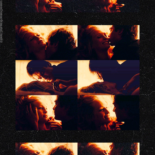 Damon and Caroline<3