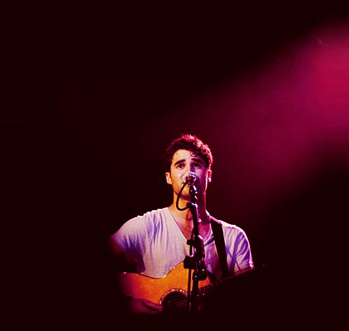 Darren performing at Irving Plaza (June, 15th 2011)