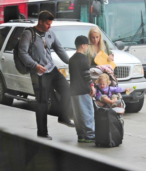David & family - David Boreanaz Photo (22998159) - Fanpop