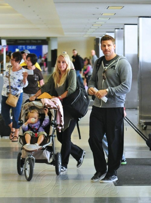 David & family - David Boreanaz Photo (22998165) - Fanpop