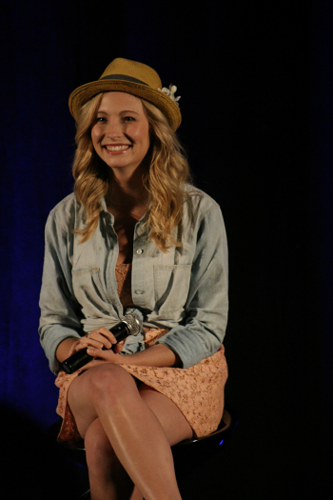 Tag 2 of Candice's appearance at Bloody Night Con 2011 in Barcelona, Spain!