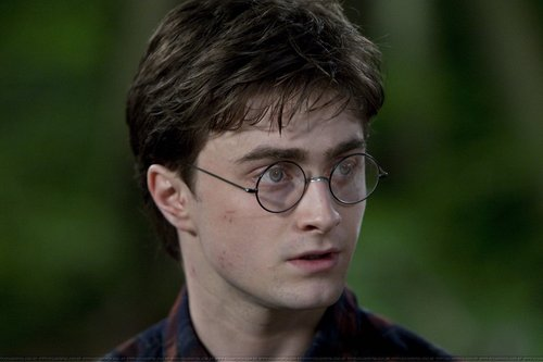 Harry James Potter wallpaper with a portrait entitled Deathly Hallows