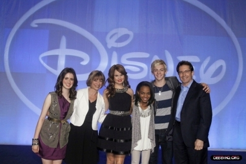 Debby Ryan At ABC's International Expo 2011 (June 13, 2011)