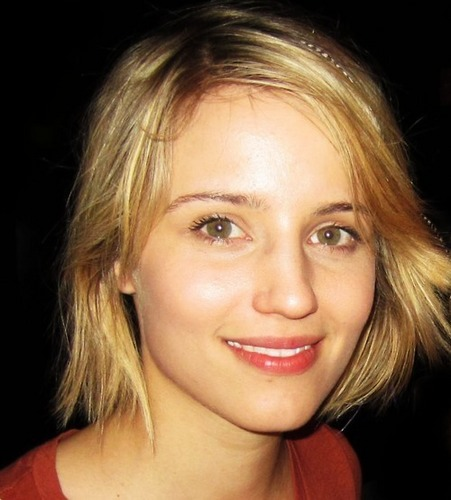 Dianna Agron wallpaper with a portrait entitled Dianna ♥♥♥