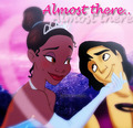 Disney crossover pics