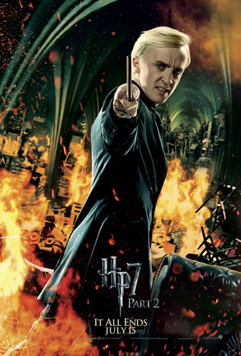 Draco Part II Poster