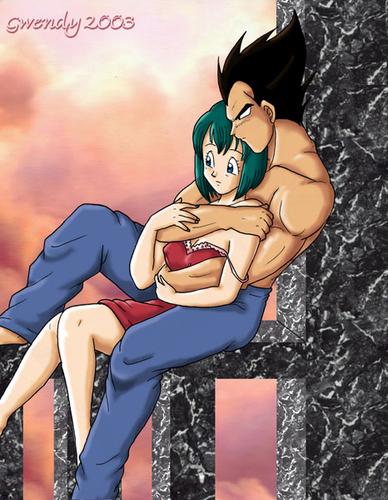 Dragon Ball Couples