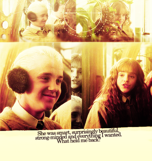 hermione adult and fanfiction Draco