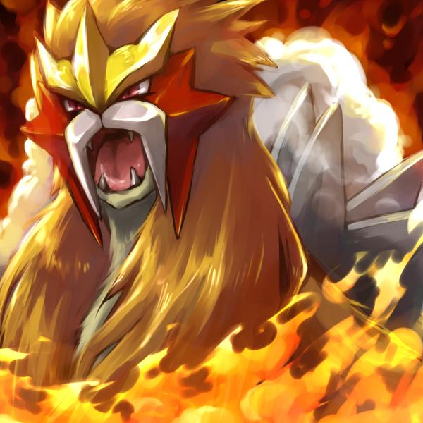 legendary pokemon entei - photo #3