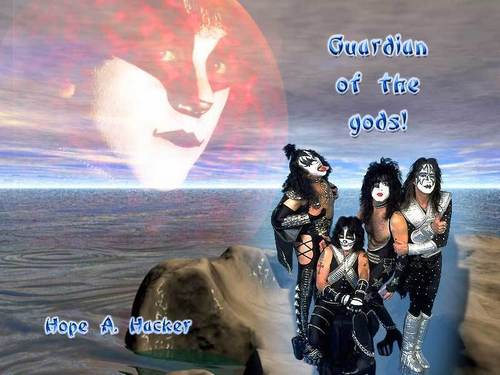 Eric Carr ~ Guardian of the Gods