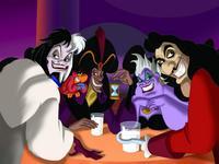 Dark Side Of Disney Images Evil Disney Photo - The dark side of disney
