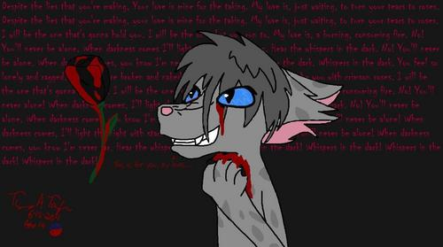 FAIL. Ashfur Whispers in the Dark