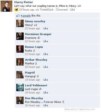 Fake FB Convos