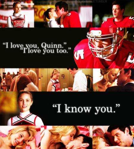 Finn and Quinn ♥