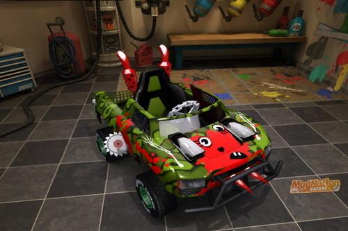Flippy's Death Kart