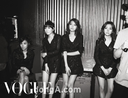 Girls Generation/SNSD VOGUE Korea