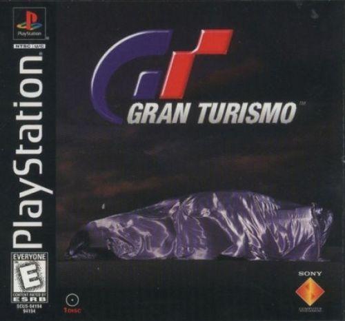 Gran Turismo Cover