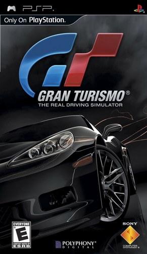 Gran Turismo PSP Cover