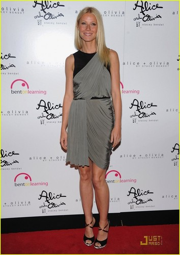 Gwyneth Paltrow: Bent On Learning Benefit!