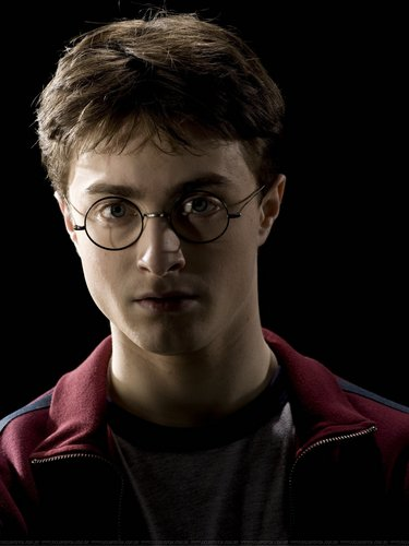 Harry James Potter wallpaper titled HBP Photoshoots