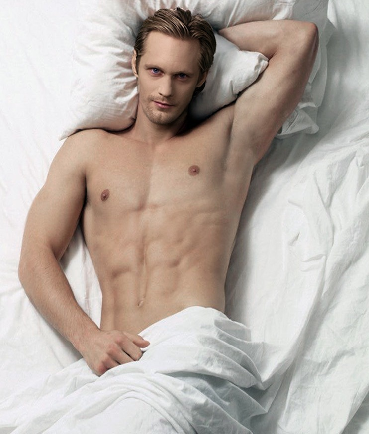 Eric True Blood Alexander Skarsgard