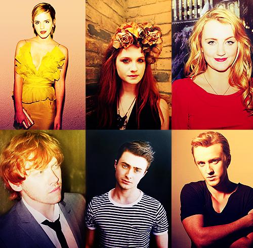 Harry Harry Potter