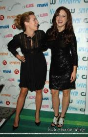 Hilarie and Sophia!!