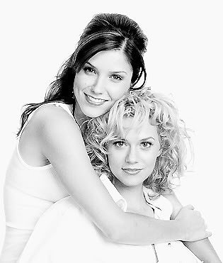 Hilarie and Sophia!!