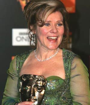 Imelda Staunton - Baftas 2005