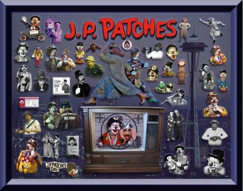 J. P. Patches