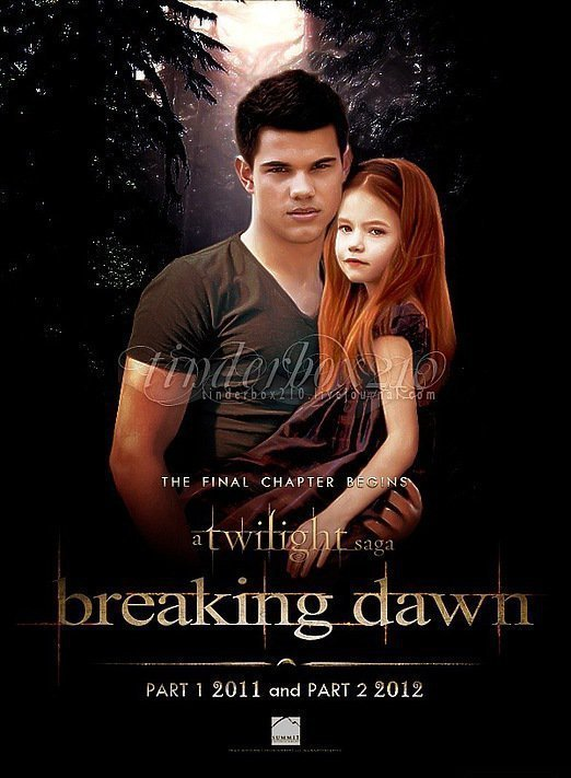 Twilight Series Jacob and renesmee jpgRenesmee Cullen And Jacob Black Together