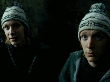 James and Oliver Phelps!!!!!!!!!!