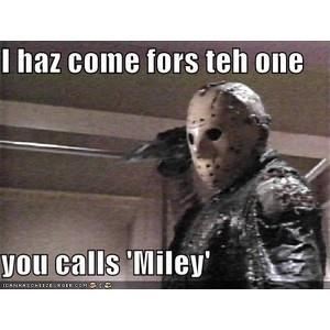 Jason Hates Miley