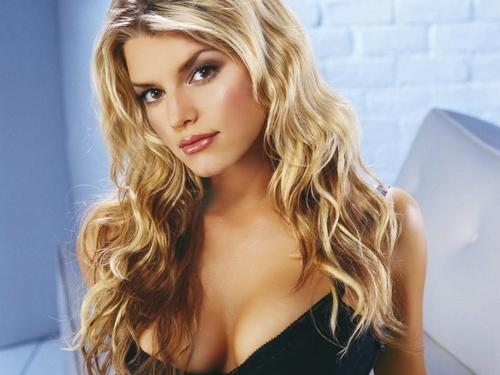 Jessica Simpson wallpaper containing a portrait entitled Jessica Simpson