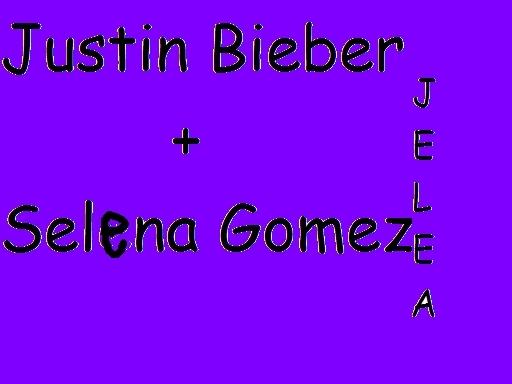 jelena bieber gomez. Justin Bieber + Selena Gomez