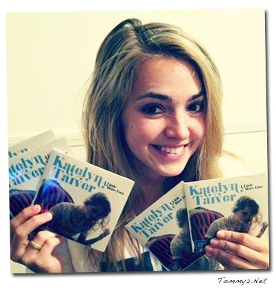 katelyn tarver love me again