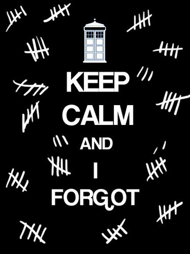 doctor who fondo de pantalla titled Keep calm..