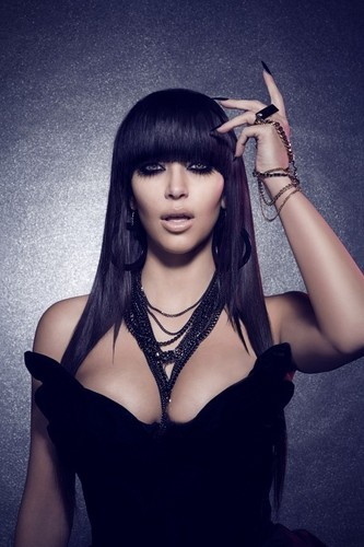 Kim Kardashian Photoshoot.