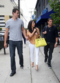Kim Kardashian works up an Appetite after dancing in Hollwood, Jun 16