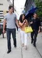 Kim Kardashian works up an Appetite after dancing in Hollwood, Jun 16